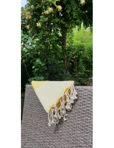Canary honeycomb fouta