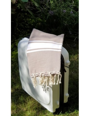 FUNNY FOUTA PLATE GRES - NATURE SPIRIT
