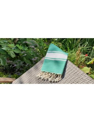 Fouta Plate Vert Forêt - Nature Spirit