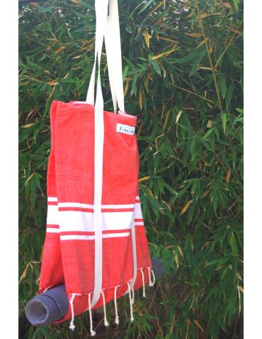 Dawn double tote bag