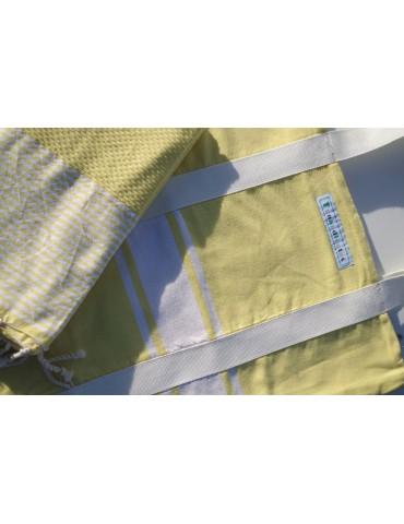 Set - Canary bag and...