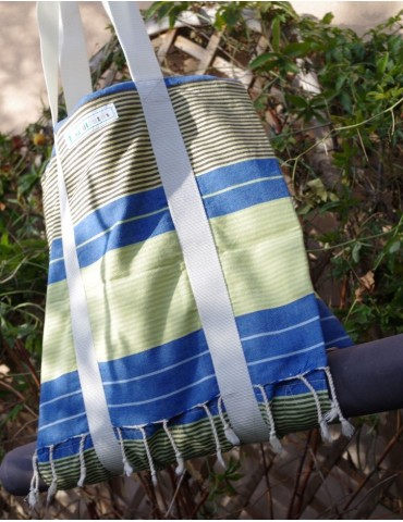 Sac Fouta Scandinavie - City Spirit