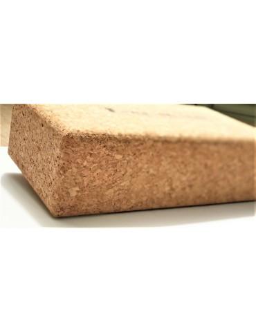 Cork Yoga Block Funandfoutas